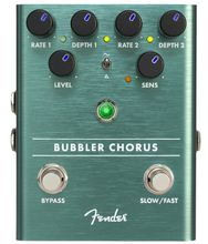 Load image into Gallery viewer, Fender Bubbler Chorus Pedal