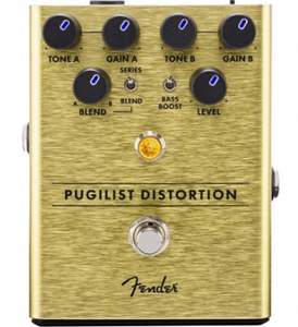 Fender Pugliest Distortion effects pedal