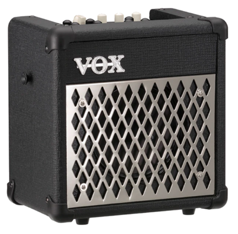 Vox Mini 5 Rhythm Black or white portable Guitar Amplifier