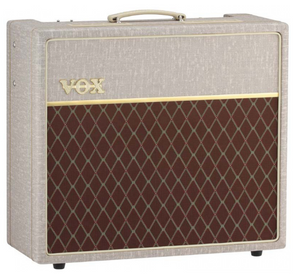 Vox AC15 Hand wired guitar Amp (blue alnico)