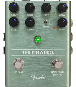 Fender The Pinwheel Rotary Speaker Emulator Effects Pedal