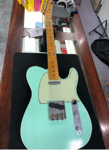 Fender Custom Shop Post Modern Journeyman Relic Telecaster 2019