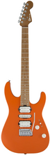 Load image into Gallery viewer, Charvel − Pro-Mod DK24 HSH 2PT CM, Caramelized Maple Fingerboard, Satin Orange Crush