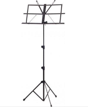 Music Stand Portable With Carry Bag MS75