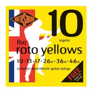 Rotosound 10 gauge Electric Guitar Strings
