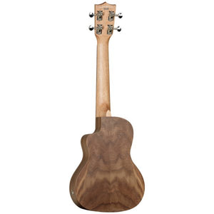 Tanglewood TUT13E Tiare Concert Ukulele w/ Pickup Pacific Walnut With Bag