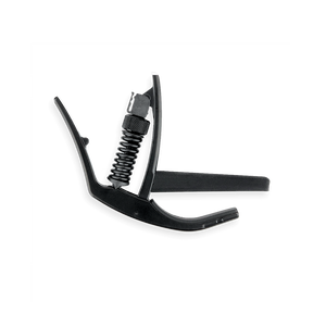 D'addario PW-CP-13 Artist Classical Capo Adjustable Tension (Black)