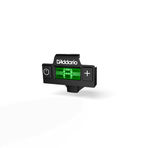 D'addario PW-CT-15 Chromatic Headstock Tuner with Discreet Soundhole Clip