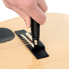 Load image into Gallery viewer, D'addario PWPW1 Ergonomic Peg Winder with bridge pin puller