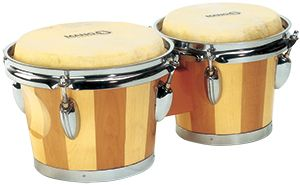 Mano Percussion MP714 Bongo Drums 7