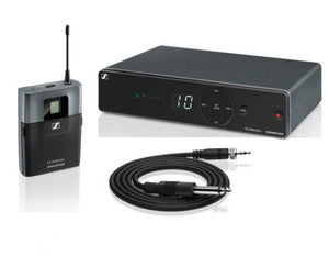 SENNHEISER XSW 1 CI1 WIRELESS INSTRUMENT SET