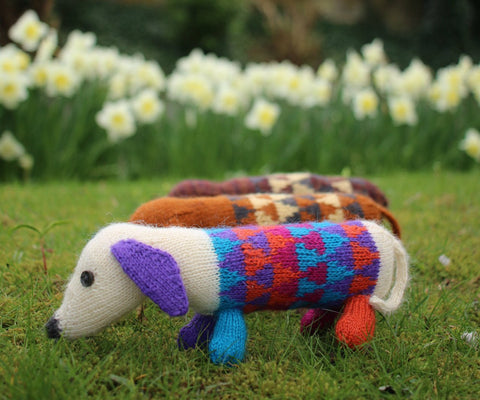 Join the baa ram ewe Dachs-Off and make your own Dashing Dachshund!