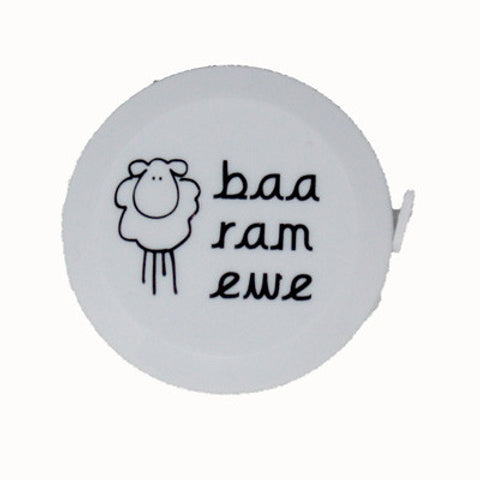 baa ram ewe Tape Measure