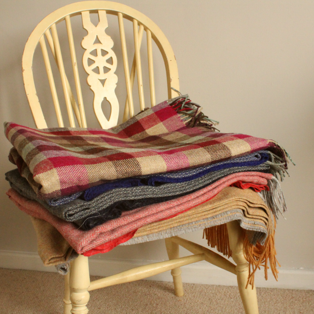 Luxury Wool Blankets