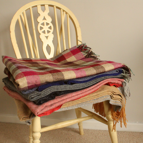 Luxury Wool Blankets - SOLD OUT