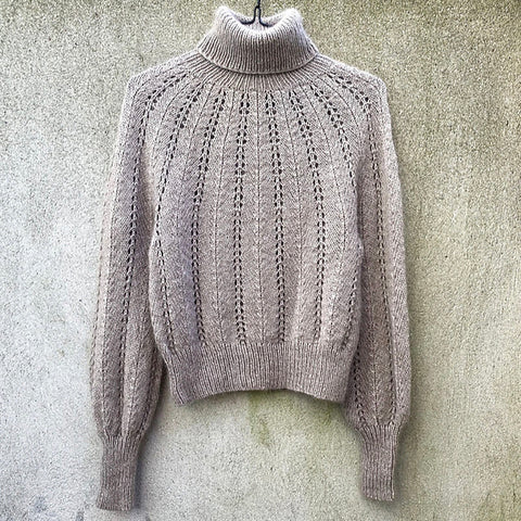 Fern Sweater by Pernille Larsen