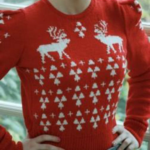 Susan Crawford- Perfect Christmas Jumper