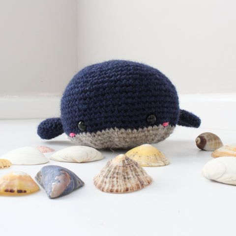 Harry the Crochet whale