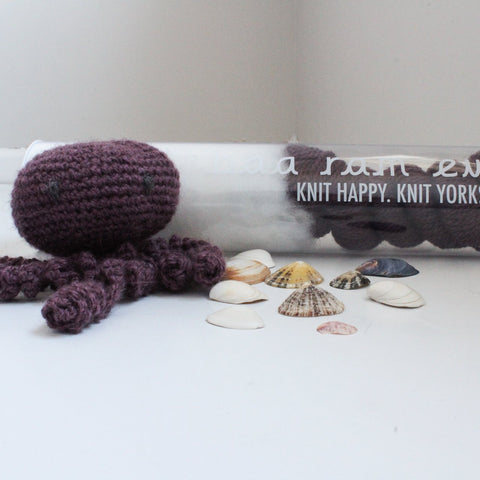 Joelle the Crochet Jellyfish Kit