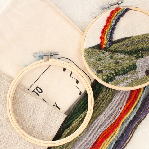 Hope Valley Embroidery Kit