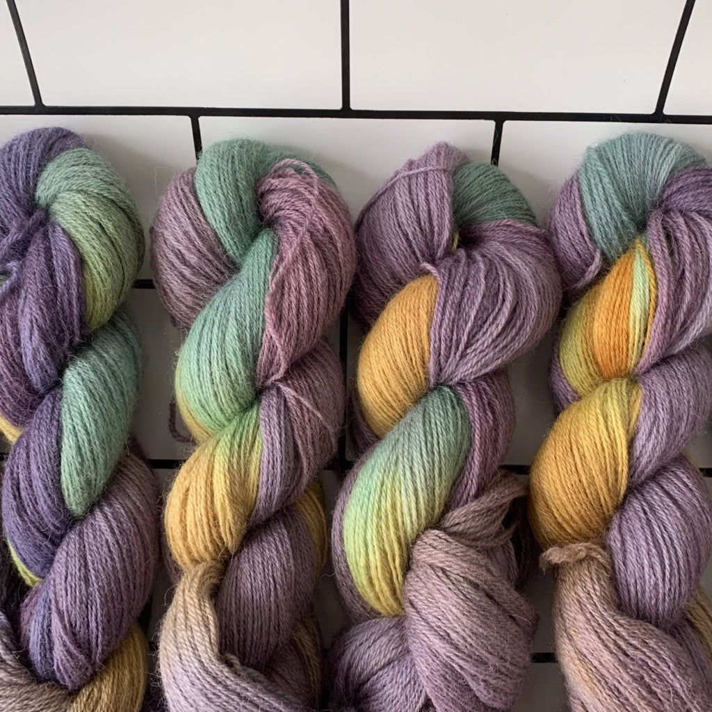 Winter Hebe - Devonia 4ply