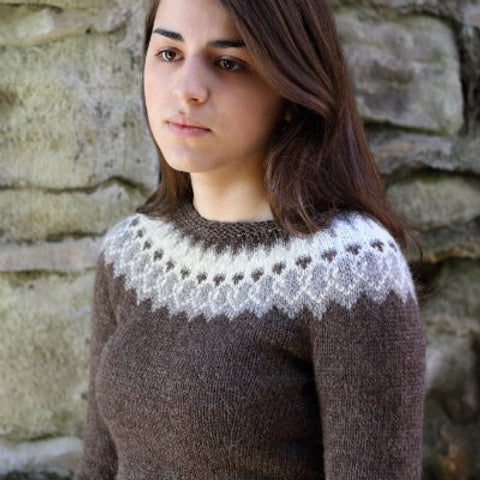 The Dovestone Natural Aran Collection