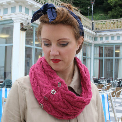 Scarborough Spa Cowl