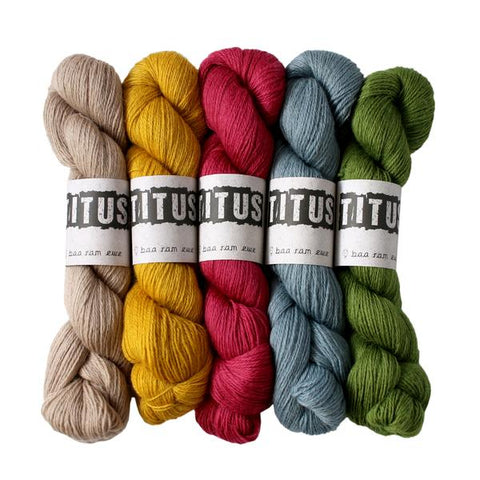 Titus Mini Skeins