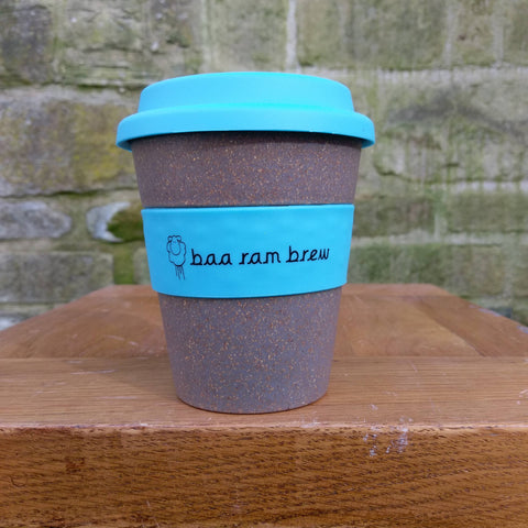 baa ram brew Reusable Travel Mug