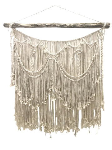 Fleetwood Macrame Wall hanging