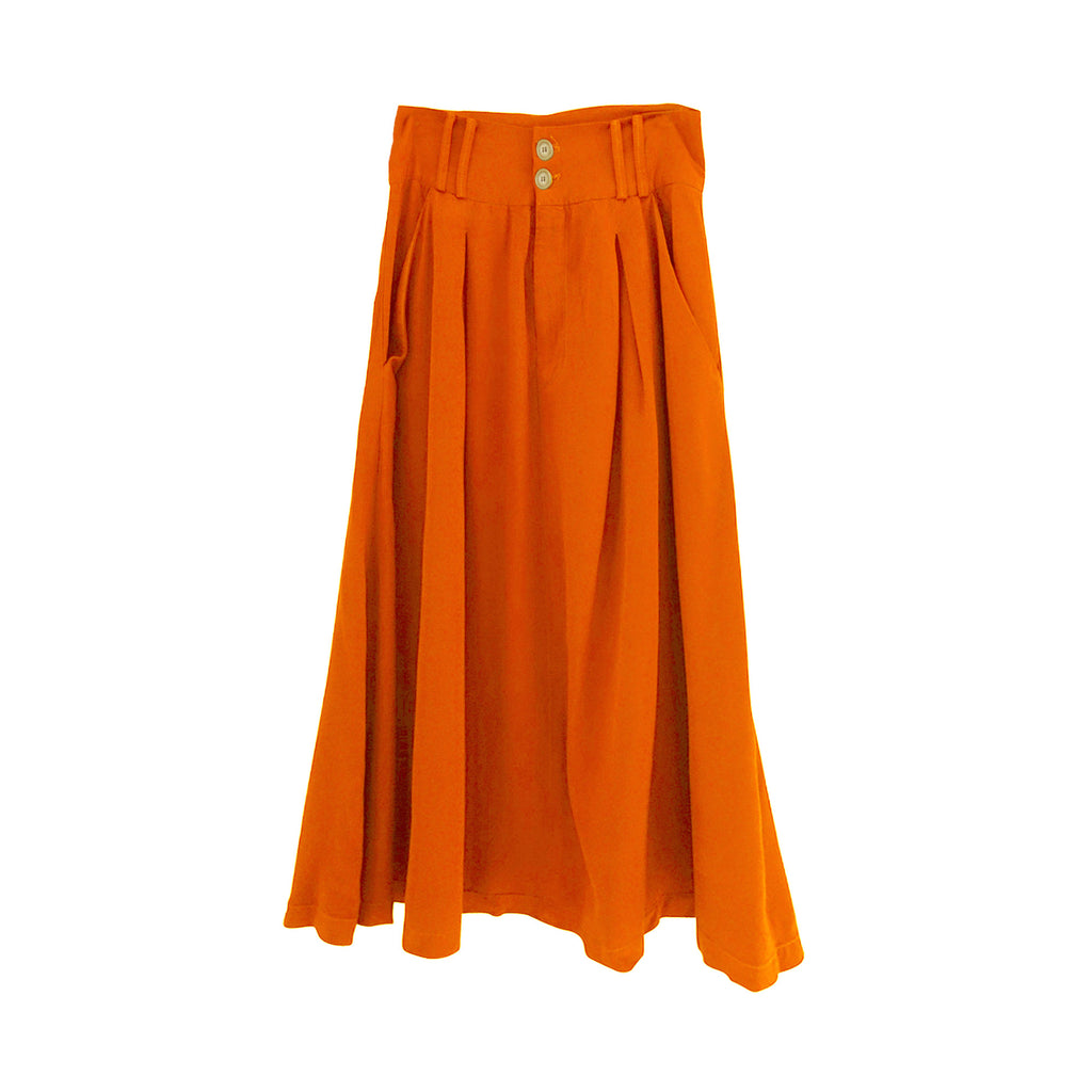 Arlo Pleated Skirt