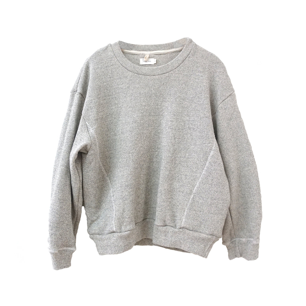 Amala Crewneck Pullover Heather