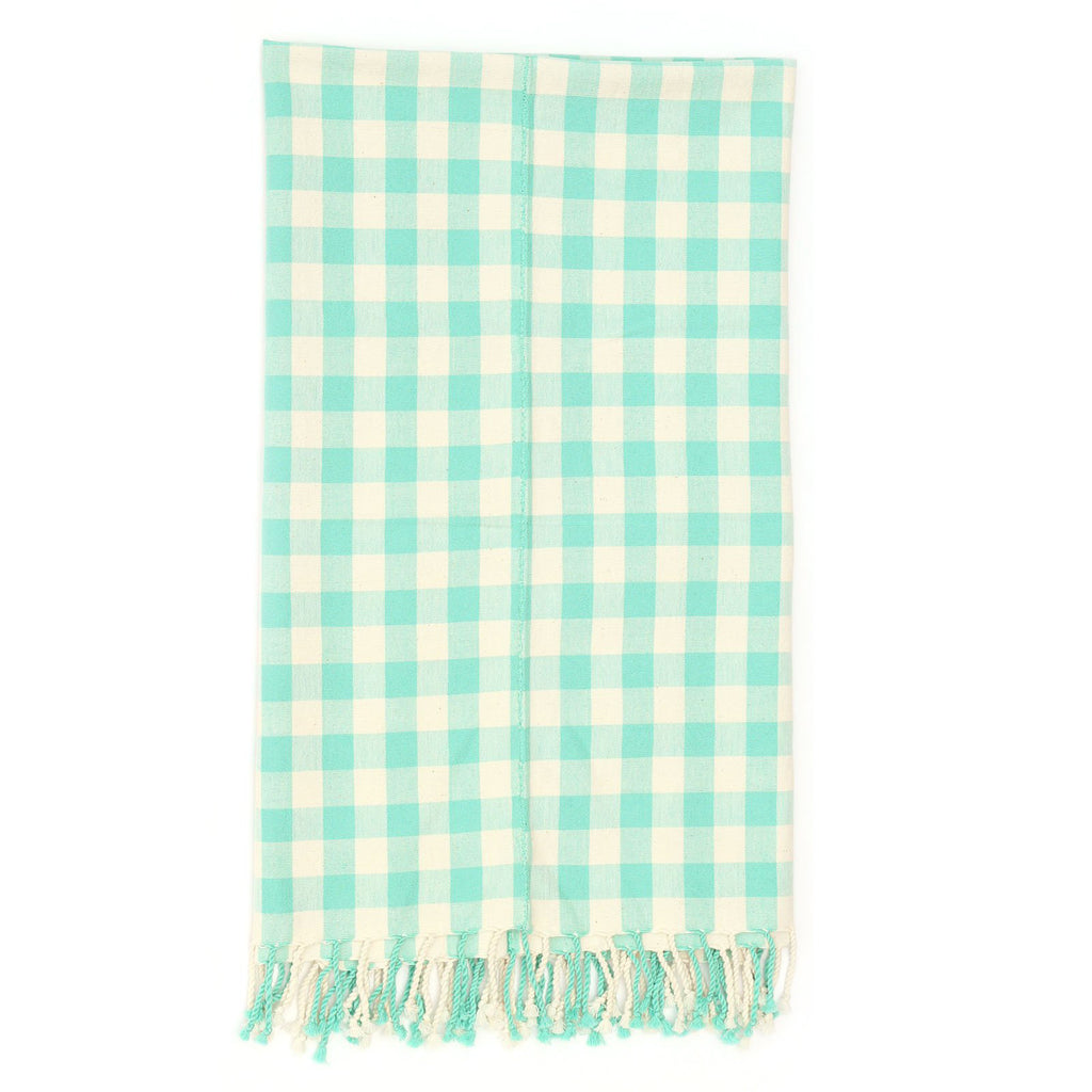 Heather Taylor Home + NN Zuma Check Blanket