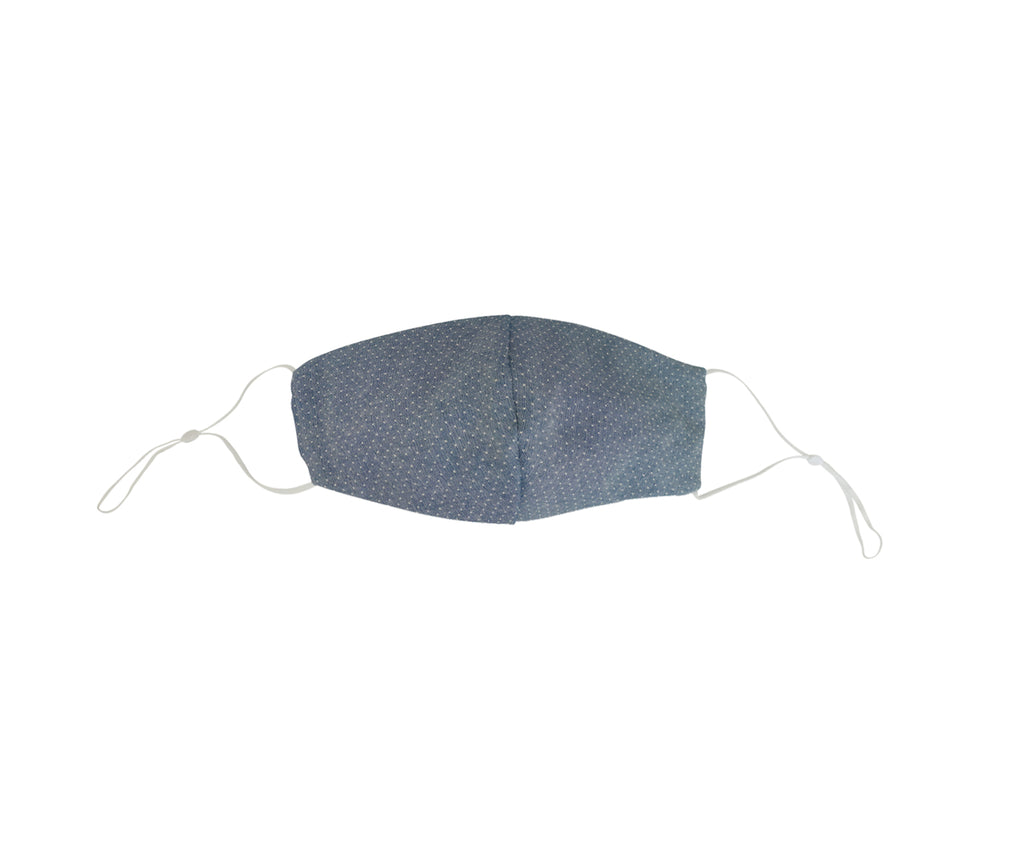 Chambray Dobby Denim Mask