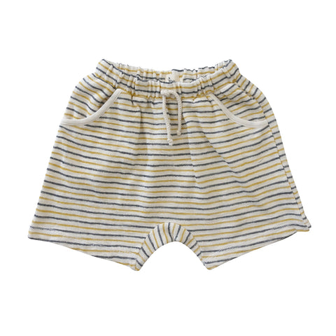 Dani Striped Harem Short
