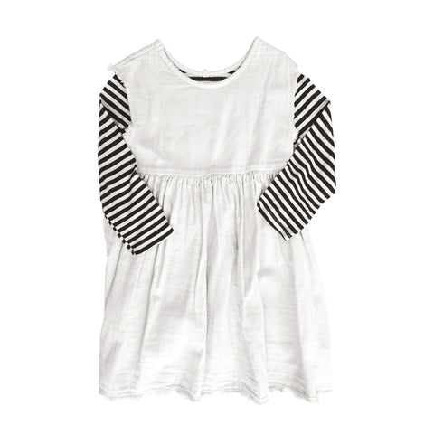 Faith Striped Dress