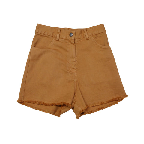Fern High Waisted Short - Twig