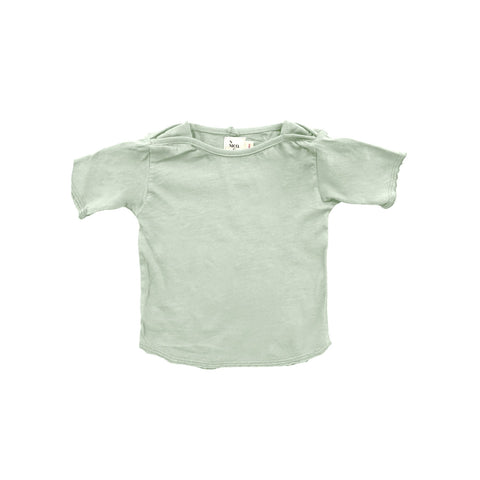 Infant Tee Mint Green