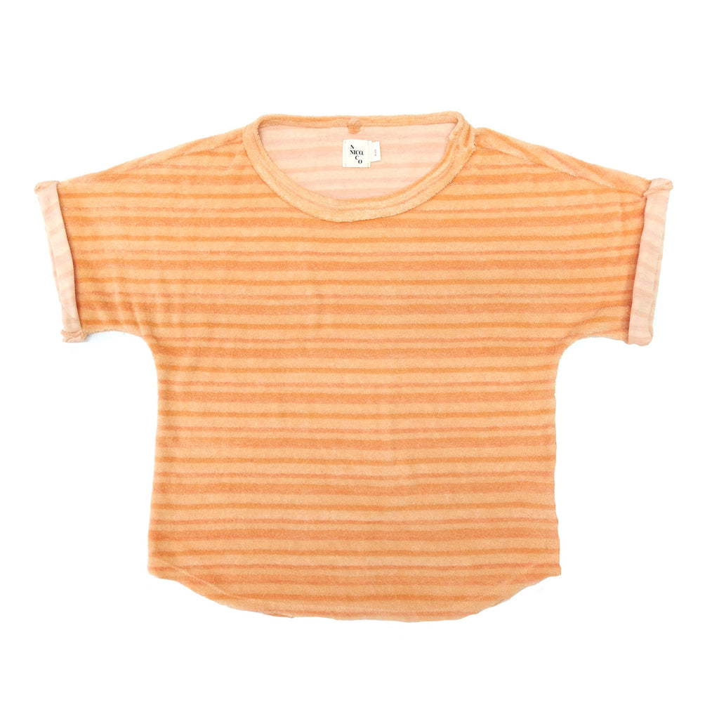 Hydra Dolman Striped Terry