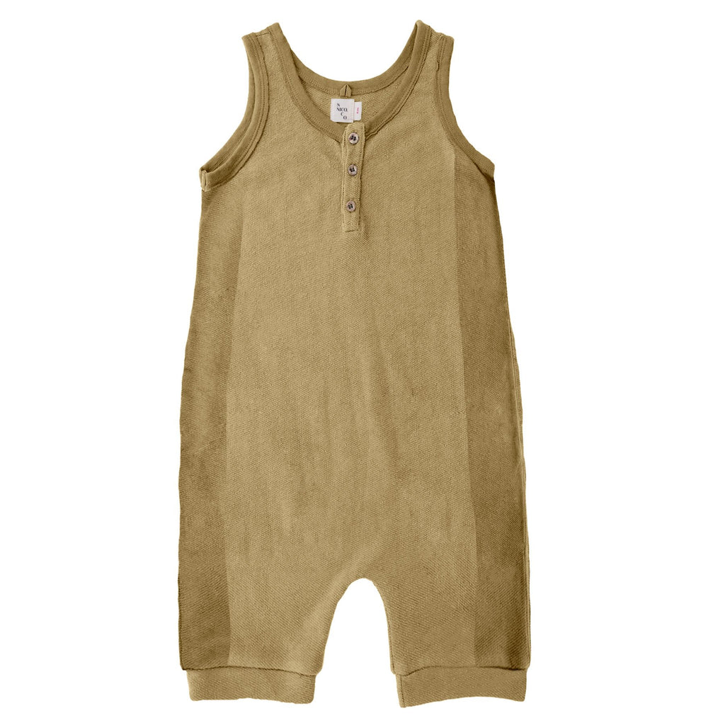 Kid's Romper Honey