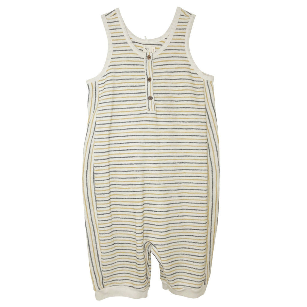 Hamilton Striped Romper