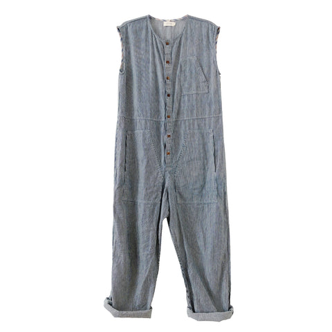 Harlowe Jumpsuit Railroad