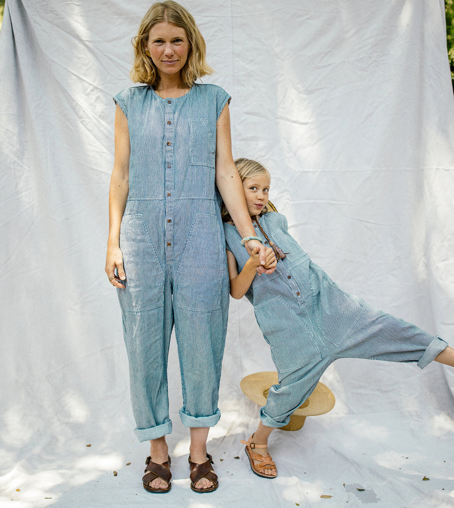 Harlowe Jumpsuit Shell