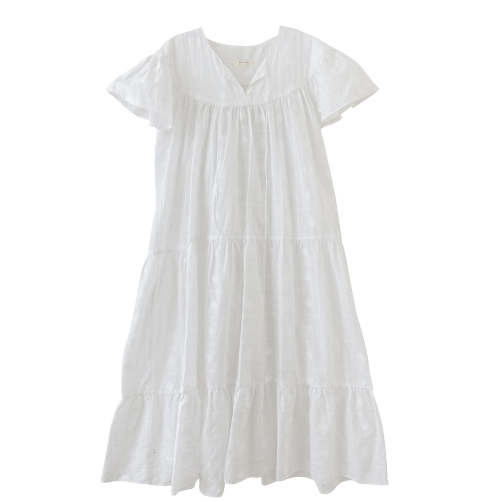 Isabelle Tiered Dress Shell