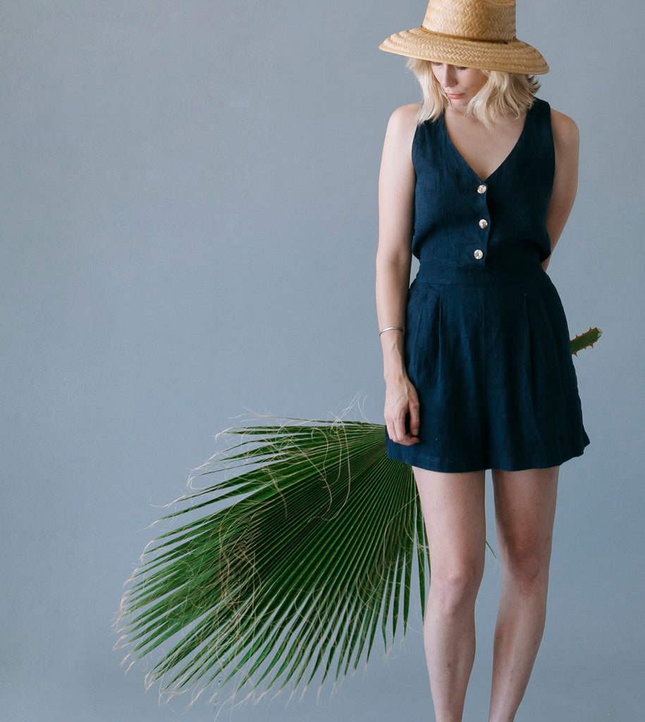 Ivy Short Jumpsuit