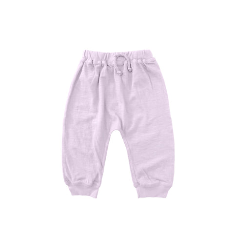 Infant Jogger Pant Wisteria Pink