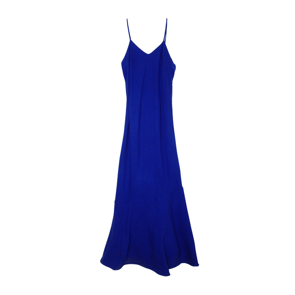 Kahn Rayon Bias Slip Dress