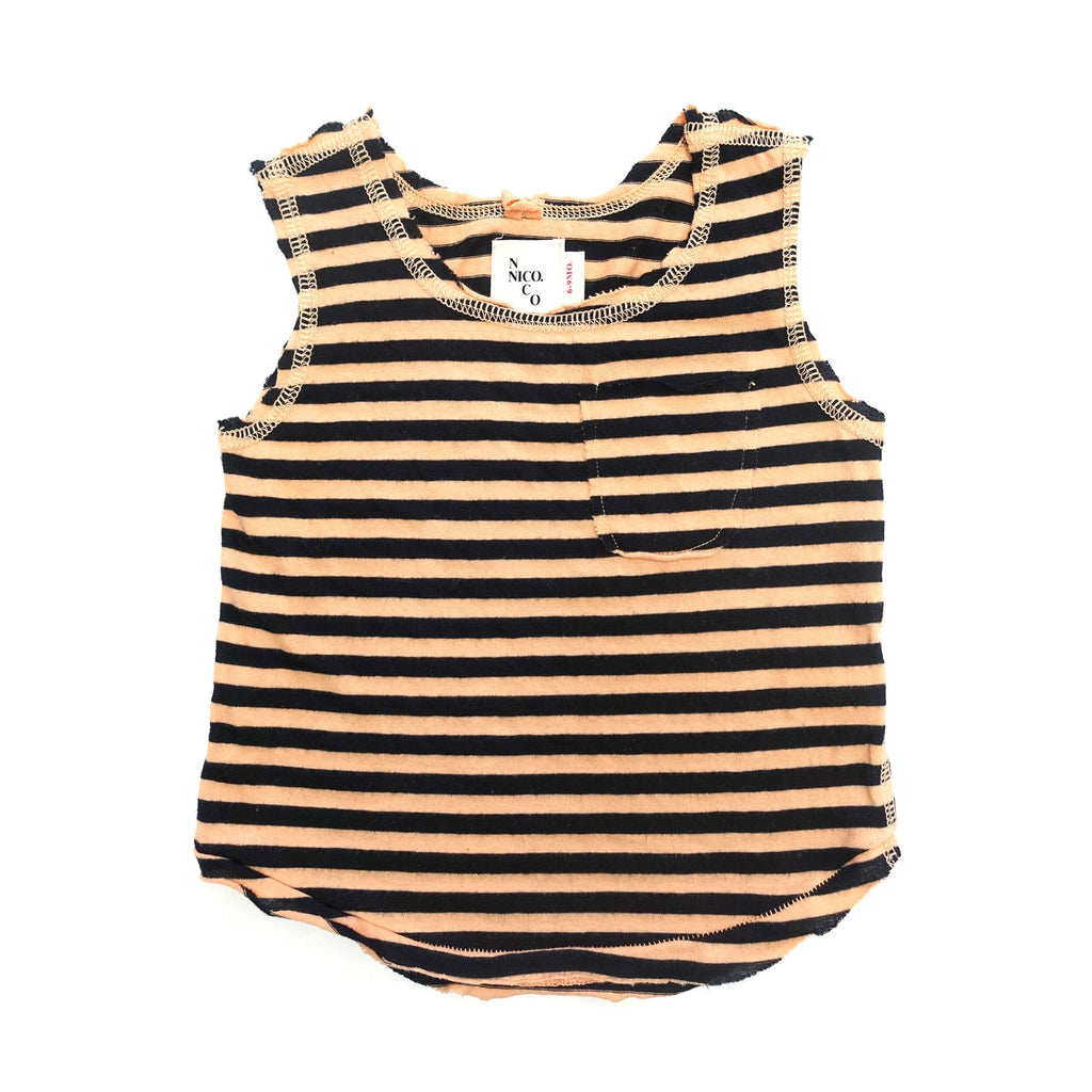 Kos Striped Tank