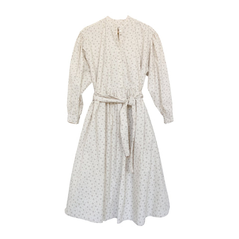 Lucie Puff Sleeve Dress Natural