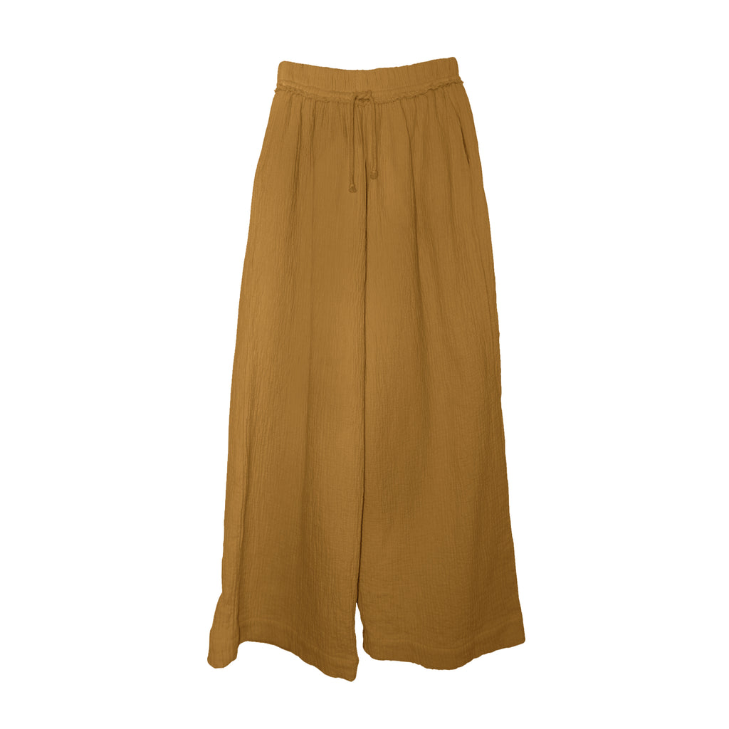 O'Connor Quilted Wide Leg Pant